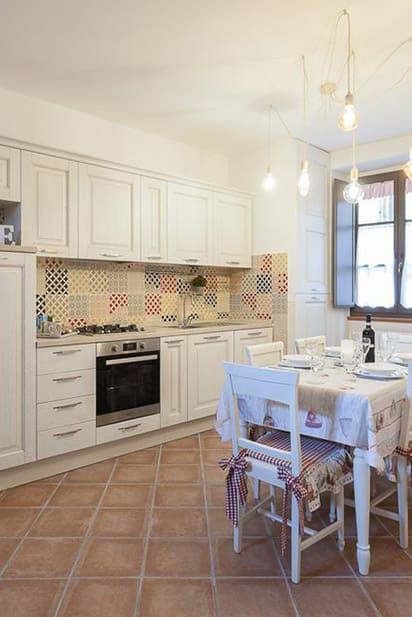 cucina-appartamento-vacanza-assisi